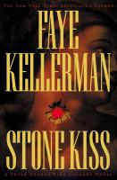 Stone kiss : a Peter Decker/Rina Lazarus novel Book cover