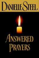 Answered prayers Book cover