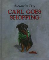 Carl goes shopping  Cover Image