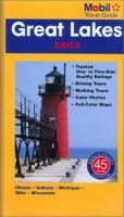 Mobil travel guide. Great Lakes, 2003. Cover Image