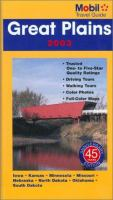 Mobil travel guide. Great Plains 2003. Cover Image