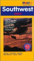 Mobil travel guide. Southwest 2003. Cover Image