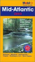 Mobil travel guide. Mid-Atlantic, 2003. Cover Image