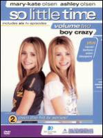 So little time. Vol. two, Boy crazy Cover Image