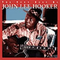 The very best of John Lee Hooker Book cover