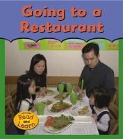 Going to a restaurant  Cover Image
