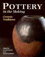Pottery in the making : ceramic traditions  Cover Image