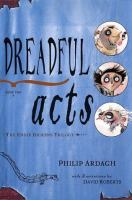 Dreadful acts  Cover Image