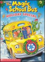 The Magic school bus holiday special Cover Image