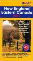 Mobil travel guide. New England, Eastern Canada, 2003. Cover Image