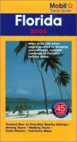 Mobil travel guide. Florida, 2003. Cover Image