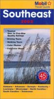 Mobil travel guide. Southeast, 2003. Cover Image