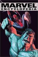 Marvel encyclopedia. Book cover