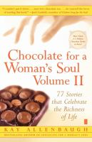 Chocolate for a woman's soul II Book cover