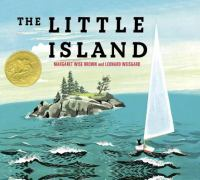 The little island Book cover