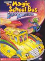 The Magic school bus space adventures Cover Image