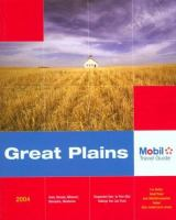 Mobil travel guide. Great Plains, 2004. Cover Image