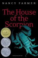 The house of the scorpion Book cover