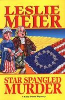Star spangled murder : a Lucy Stone mystery Book cover