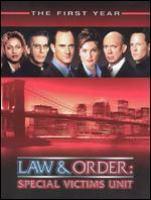 Law & order, Special Victims Unit Cover Image