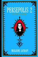 Persepolis 2 : [the story of a return]  Cover Image