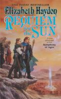 Requiem for the sun Book cover