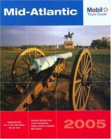 Mid-Atlantic 2005. Cover Image