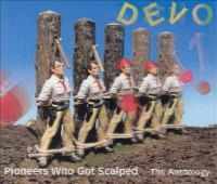 Pioneers who got scalped the anthology Book cover
