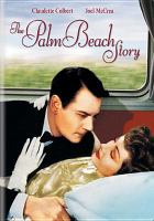 The Palm Beach story Cover Image