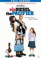 The pacifier Cover Image