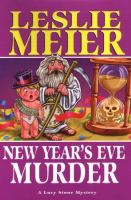 New Year's Eve murder Book cover