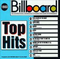 Billboard top hits, 1983 Book cover