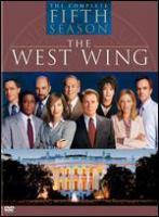 The West Wing. The complete fifth season Book cover