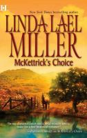 McKettrick's choice  Cover Image