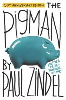 The pigman Book cover