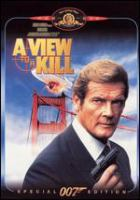 A view to a kill Book cover