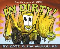 I'm dirty! Book cover