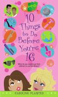 10 things to do before you're 16  Cover Image
