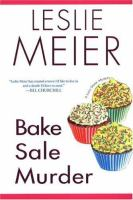 Bake sale murder Book cover