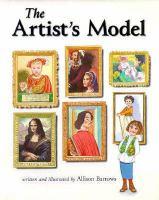 The artist's model  Cover Image