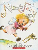 Alice the fairy Book cover