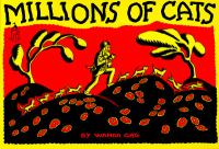 Millions of cats Book cover
