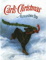 Carl's Christmas  Cover Image