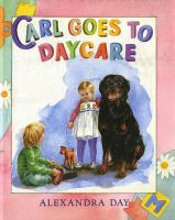 Carl goes to daycare  Cover Image