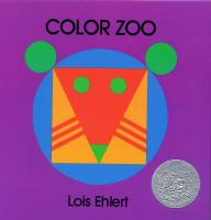 Color zoo Book cover