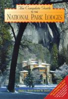 The complete guide to national park lodges  Cover Image