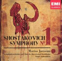 Symphony no. 13 Cover Image