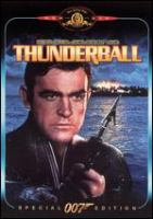 Thunderball Book cover