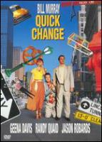 Quick change Cover Image