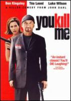 You kill me Cover Image